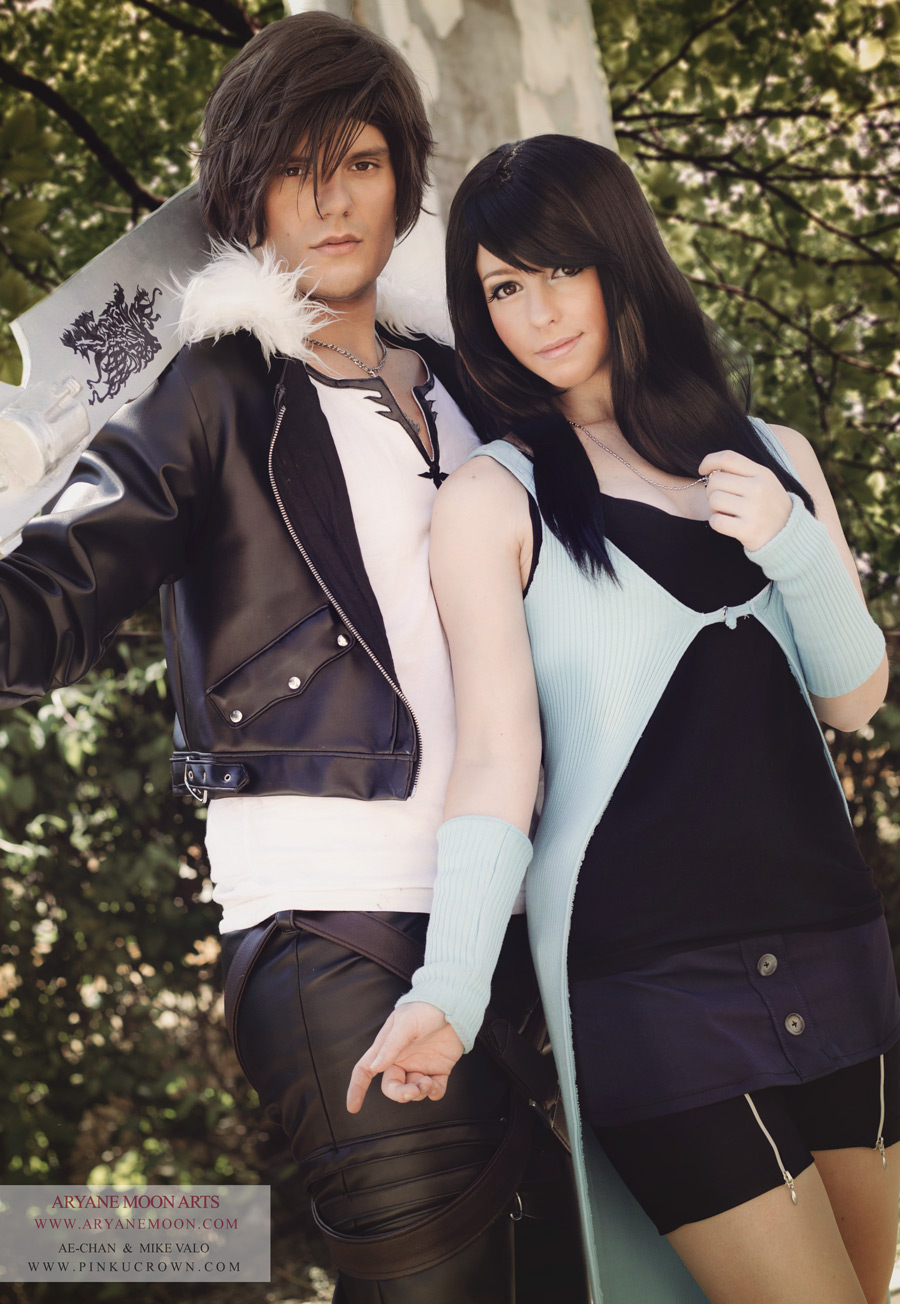 Final Fantasy VIII Cosplay (Ae-Chan & Mike Valo) by Aryane Moon