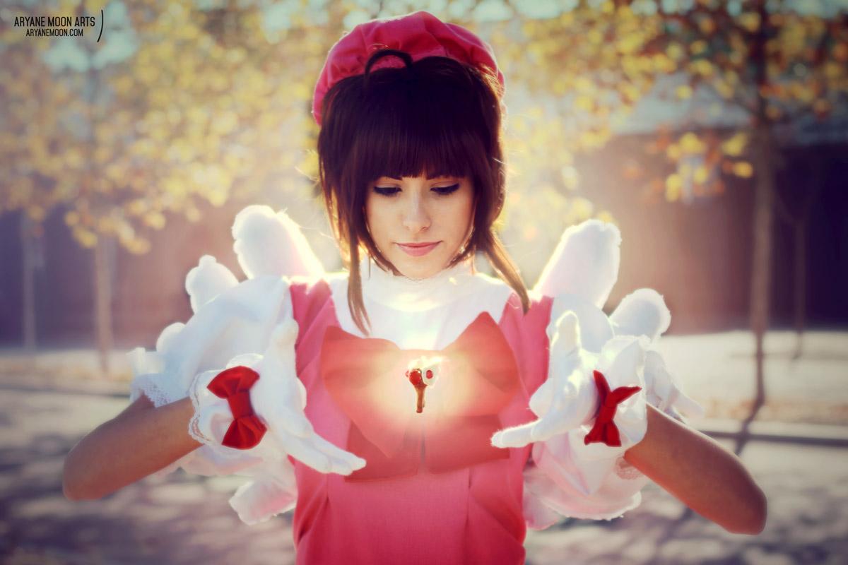 Cardcaptor Sakura Cosplay (Aida Koizumi) by Aryane Moon