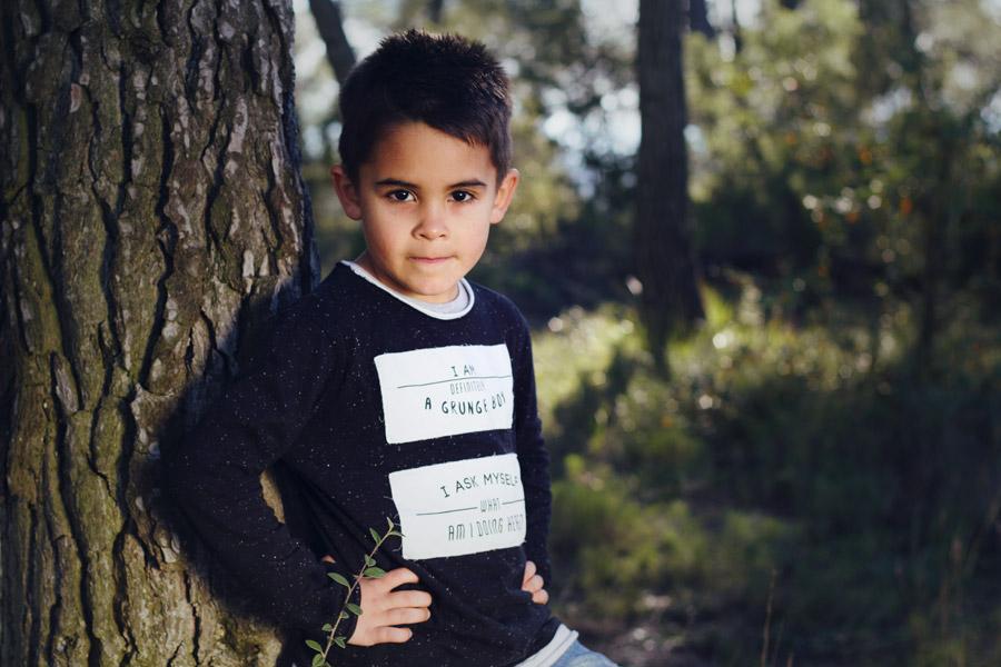 A & M - Fotografía de niños - Fotos Comunión & Bautizo originales